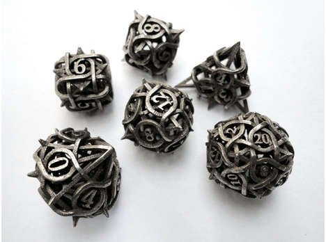 3-D Printed Dice Upgrades