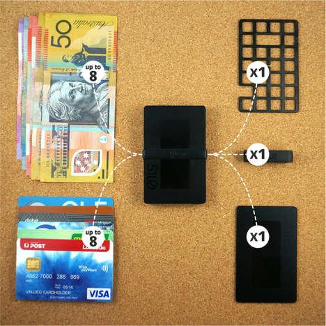 Practical Mesh Wallet Organizers