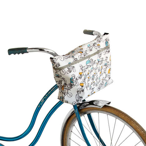 Front-Fastened Bike Bags