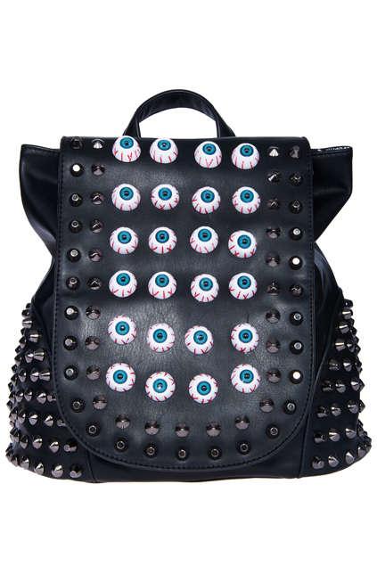 Creepy Eye-Ball Bags