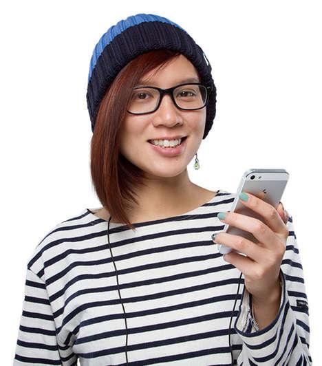 Headphone-Integrated Hats