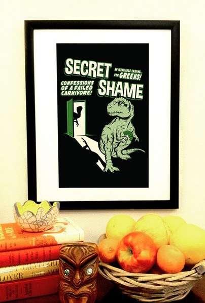 Embarrassed Predator Prints
