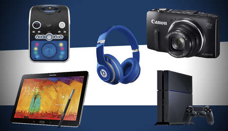 Entertainment-Inducing Techcessories