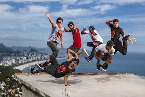 Culture-Reflecting Breakdance Battles