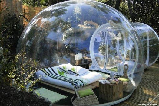 47 Unusual Travel Accommodations