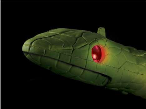 Slithery Snake Flashlights