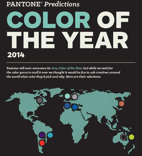 Predictive Annual Color Graphics