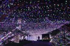 Record Breaking Holiday Decor - The Richards Family Has Broken a World Record for Holiday Lights