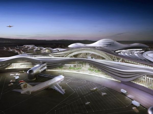 17 Futuristic Airport Designs