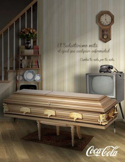 Coffin Seating Ads