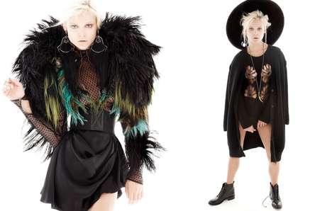 Boldly Avant Garde Fashion