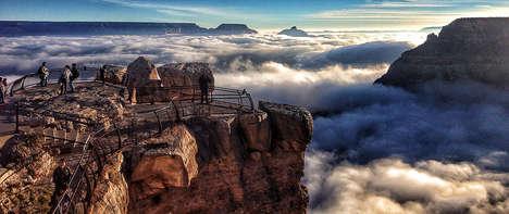 Extraordinary Fog Landscape Photography
