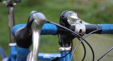Auto-Smart Bike Lights