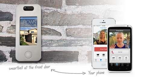 Secure Smartphone-Controlled Doorbells