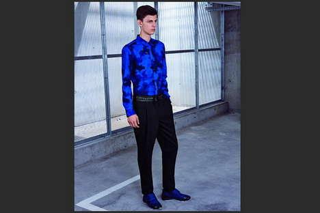 Modernized Safari Menswear