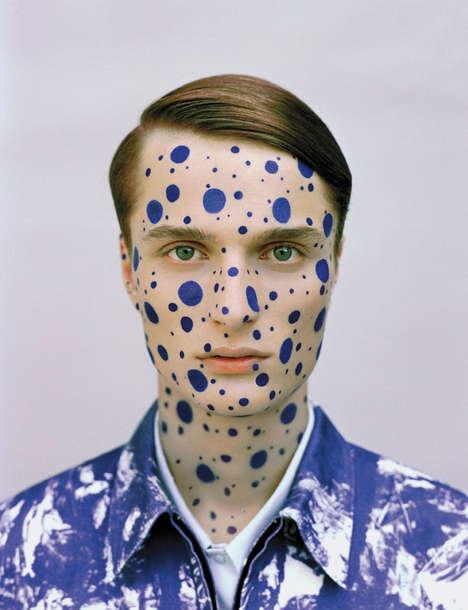 Modernist Pop Art Editorials