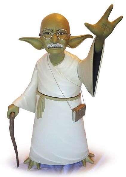 Pop Culture Sci-Fi Figurines
