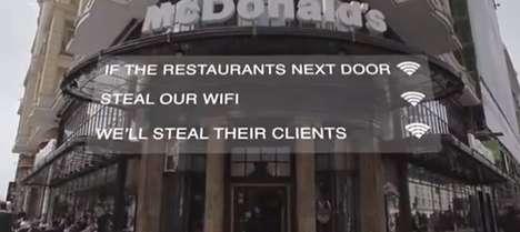 Customer-Attracting WiFi Campaigns