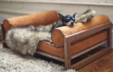 Extravagant Pet Furniture - Architect Pets Creates Luxurious Furniture for Cats and Dogs