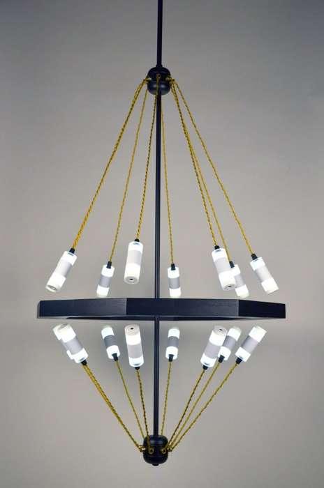 Modern Magnetized Lighting