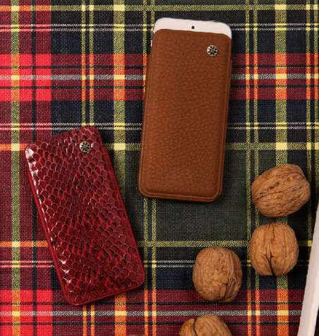 Swanky Mobile Leather Cases