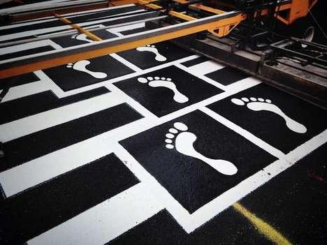 Playful Pedestrian Paths