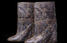 $3.1 Million Boots - Label A.F Vandevorst is Behind the World's Most Expensive Boots