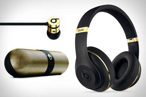 Luxury Designer Audio Accessories