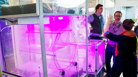 GrowCubes Takes Outdoor Farming Into Your Apartment