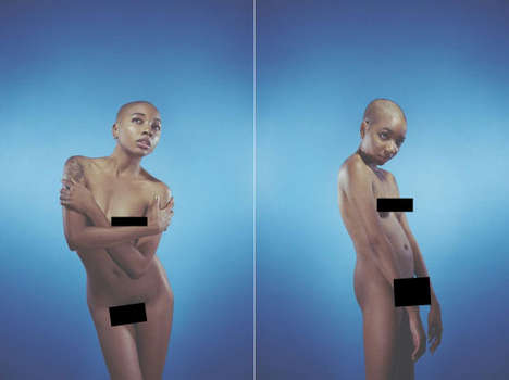 Dual-Posed Nude Photography