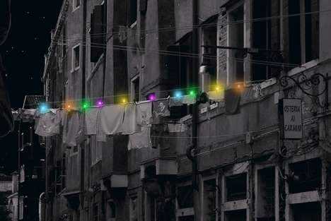 Solar-Powered Laundry Accessories