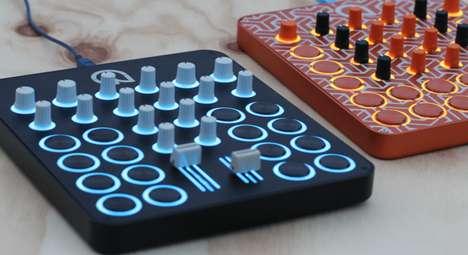 Custom DJ Controllers