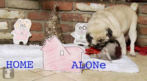 Pug-Filled Film Recreations