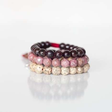 Fashionable Bohemian Prayer Beads