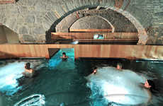 Soul-Cleansing Historic Spas - The Thermal Bath and Spa in Zurich Invites You to Cleanse Your Soul