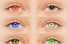 Colorful Sun-Blocking Contacts - Marietta's Sports Contact Lenses Are Like Tinted Sunglasses