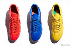 Color-Infused Cleats