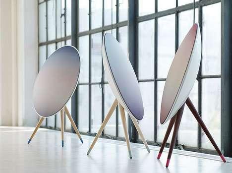 Sleek Wireless Sound Systems