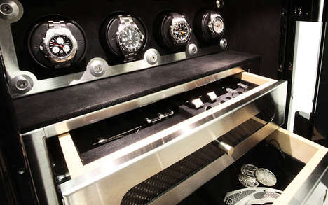 Luxe Security Vaults