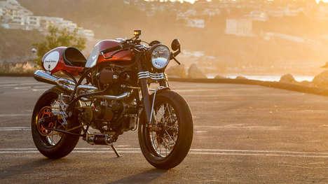 Australian-Built Motorcycles
