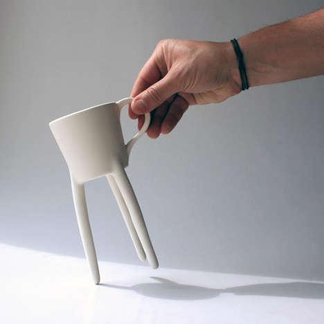 Long-Legged Mugs