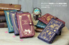 Fairytale Book Jacket Cases - These Disney iPhone Cases Look Classic Fairytale Books