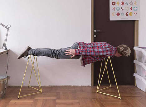 Flexible Table Legs