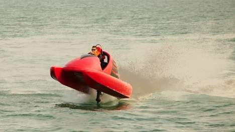 Ocean-Going Go-Karts