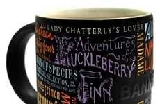 Formerly Forbidden Literature Mugs