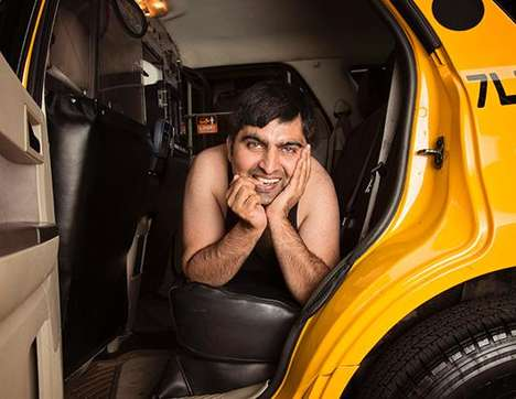 Ridiculous Cab Driver Calendars - Celebrate Every Month with Your Taxi Driver Calendar