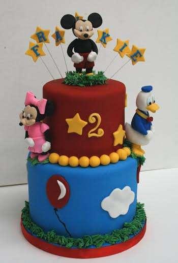 Designer Disney Desserts