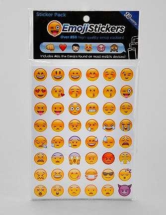 Smartphone Emoji Stickers