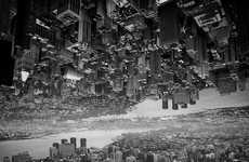 Inception-Inspired Cityscapes