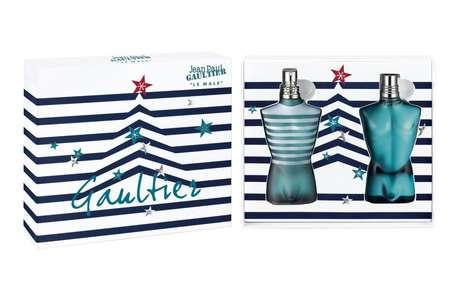 Nautical Fragrance Branding